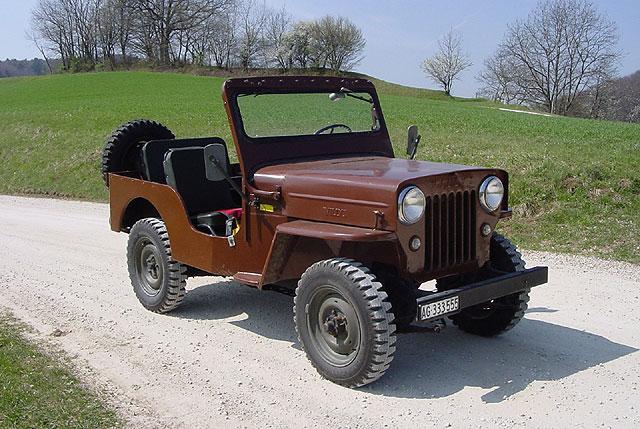 Www Burgi Online Ch Website Philipp Burger Jeep